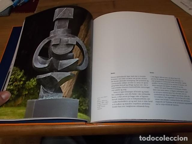 Libros de segunda mano: ESCULTOR H.K.H. PRINS HENRIK & MIEMBRO MOVIMIENTO CoBrA CARL-HENNING PEDERSEN. 1ª EDICIÓN 2016. - Foto 13 - 155870230