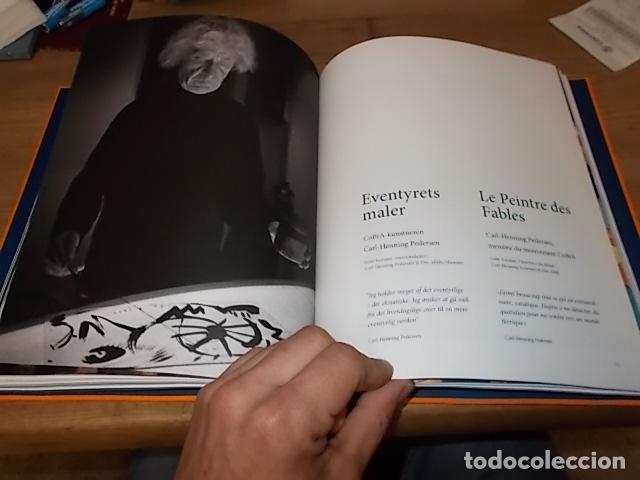 Libros de segunda mano: ESCULTOR H.K.H. PRINS HENRIK & MIEMBRO MOVIMIENTO CoBrA CARL-HENNING PEDERSEN. 1ª EDICIÓN 2016. - Foto 16 - 155870230