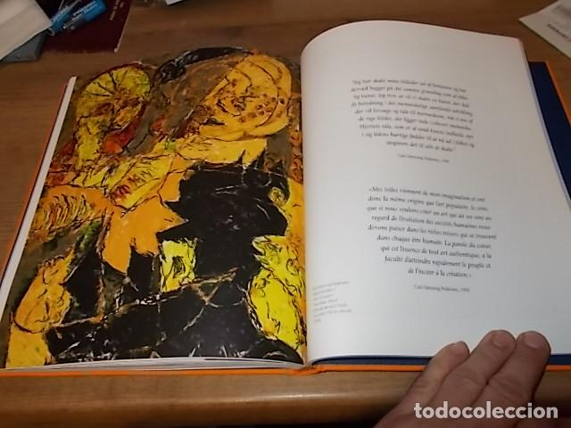 Libros de segunda mano: ESCULTOR H.K.H. PRINS HENRIK & MIEMBRO MOVIMIENTO CoBrA CARL-HENNING PEDERSEN. 1ª EDICIÓN 2016. - Foto 23 - 155870230