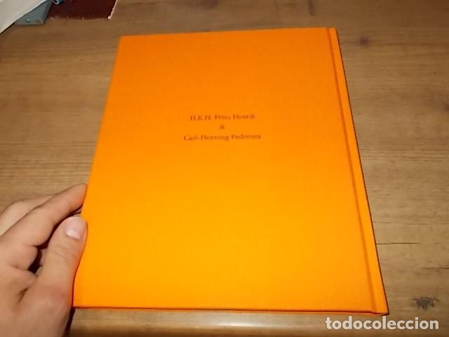 Libros de segunda mano: ESCULTOR H.K.H. PRINS HENRIK & MIEMBRO MOVIMIENTO CoBrA CARL-HENNING PEDERSEN. 1ª EDICIÓN 2016. - Foto 26 - 155870230
