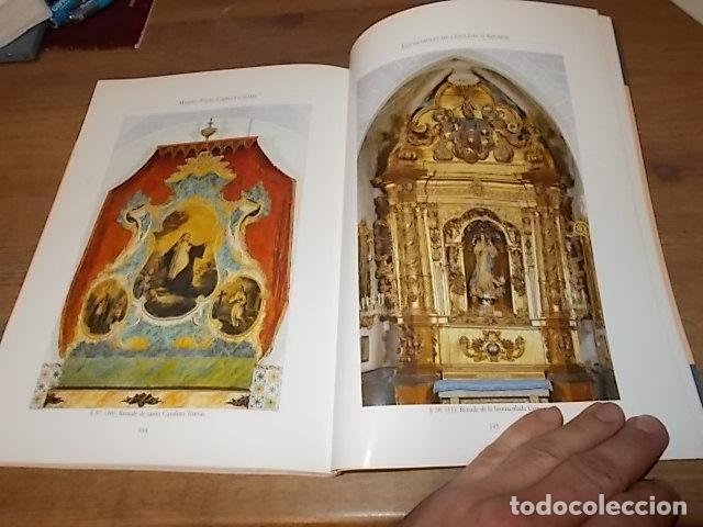 ELS RETAULES DE L'ESGLÉSIA D' ALGAIDA. MIQUEL ÄNGEL CAPELLÀ. AJUNTAMENT D' ALGAIDA.1999 .MALLORCA (Libros de Segunda Mano - Bellas artes, ocio y coleccionismo - Otros)