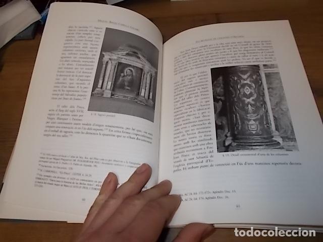 Libros de segunda mano: ELS RETAULES DE L'ESGLÉSIA D' ALGAIDA. MIQUEL ÄNGEL CAPELLÀ. AJUNTAMENT D' ALGAIDA.1999 .MALLORCA - Foto 12 - 155871270