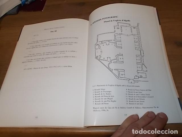 Libros de segunda mano: ELS RETAULES DE L'ESGLÉSIA D' ALGAIDA. MIQUEL ÄNGEL CAPELLÀ. AJUNTAMENT D' ALGAIDA.1999 .MALLORCA - Foto 15 - 155871270