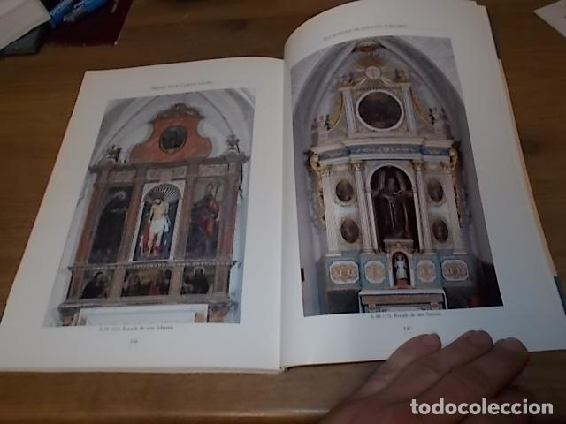 Libros de segunda mano: ELS RETAULES DE L'ESGLÉSIA D' ALGAIDA. MIQUEL ÄNGEL CAPELLÀ. AJUNTAMENT D' ALGAIDA.1999 .MALLORCA - Foto 19 - 155871270