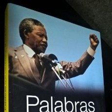 Libros de segunda mano: PALABRAS QUE CAMBIARON AL MUNDO: 50 DISCURSOS QUE HAN HECHO HISTORIA. LEQTOR PRIMERA EDICION 2007. . Lote 155909330