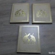 Libros de segunda mano: MITOLOGÍA - OBRA EN 3 TOMOS - VÍCTOR CIVITA - 1973. Lote 155922418