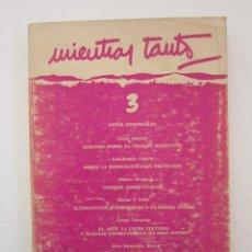Libros de segunda mano: REVISTA MIENTRAS TANTO Nº 3. Lote 155942574