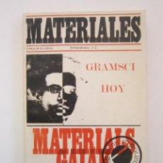 Libros de segunda mano: REVISTA MATERIALES Nº 2 EXTRA. Lote 155942678