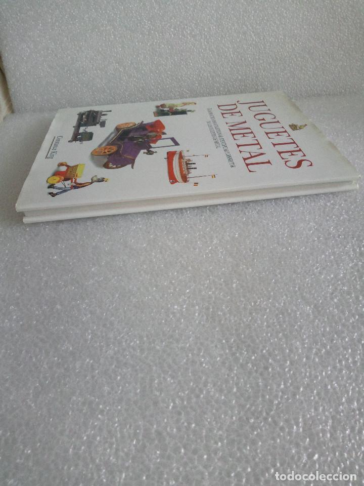 Libros de segunda mano: LIBRO JUGUETES DE METAL - CONSTANCE KING - EDIMAT AÑO 1999 - Foto 4 - 155961734