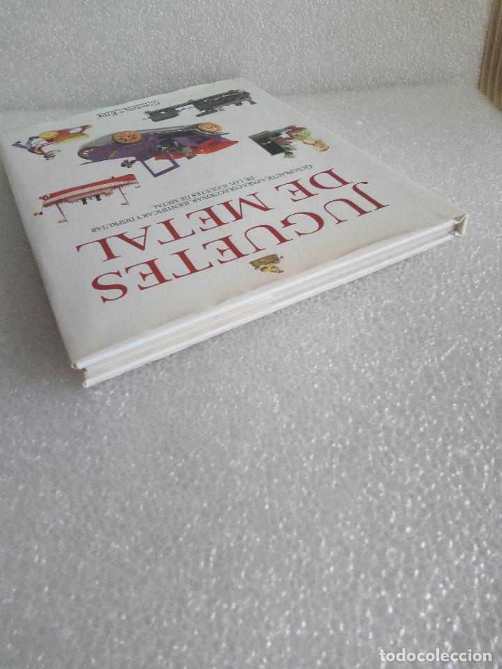 Libros de segunda mano: LIBRO JUGUETES DE METAL - CONSTANCE KING - EDIMAT AÑO 1999 - Foto 5 - 155961734