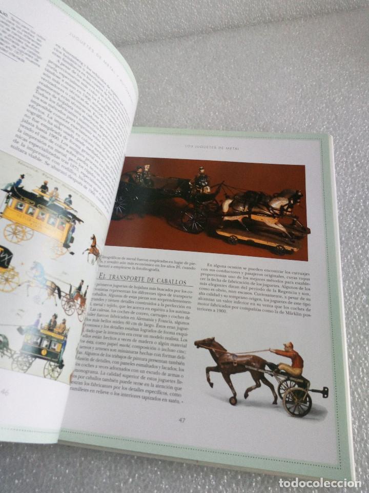 Libros de segunda mano: LIBRO JUGUETES DE METAL - CONSTANCE KING - EDIMAT AÑO 1999 - Foto 8 - 155961734