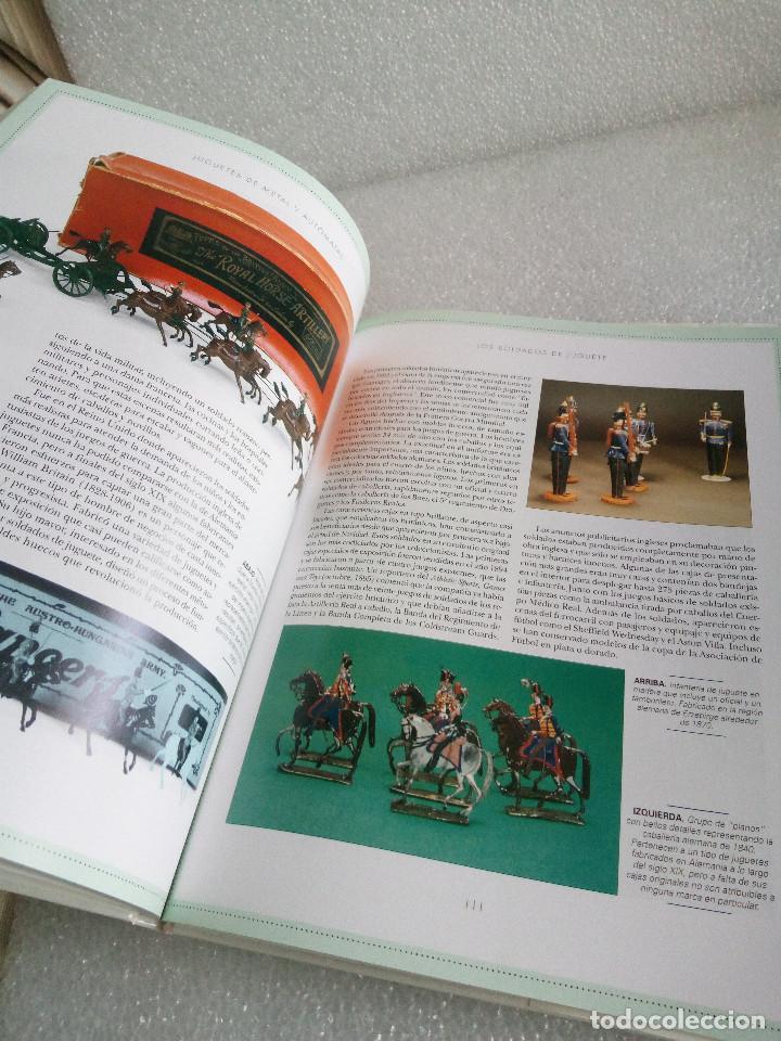 Libros de segunda mano: LIBRO JUGUETES DE METAL - CONSTANCE KING - EDIMAT AÑO 1999 - Foto 9 - 155961734