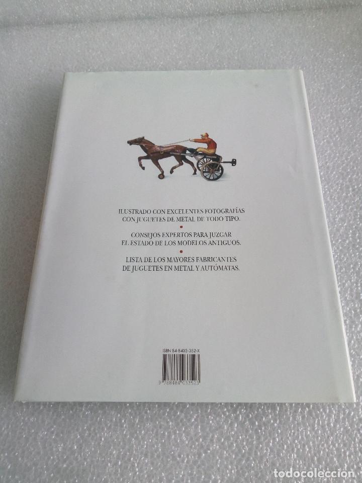 Libros de segunda mano: LIBRO JUGUETES DE METAL - CONSTANCE KING - EDIMAT AÑO 1999 - Foto 10 - 155961734