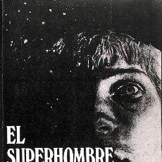 Libros de segunda mano: EL SUPERHOMBRE ULTRAPSÍQUICO - LIDISA, DIFUSIÓN LIBRERA - DIMENSIÓN DESCONOCIDA. Lote 155963109