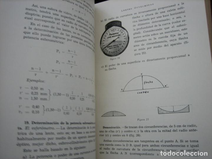 Libros de segunda mano: Tomo I y II. Técnica de Óptica Oftalmica - Foto 7 - 155986126