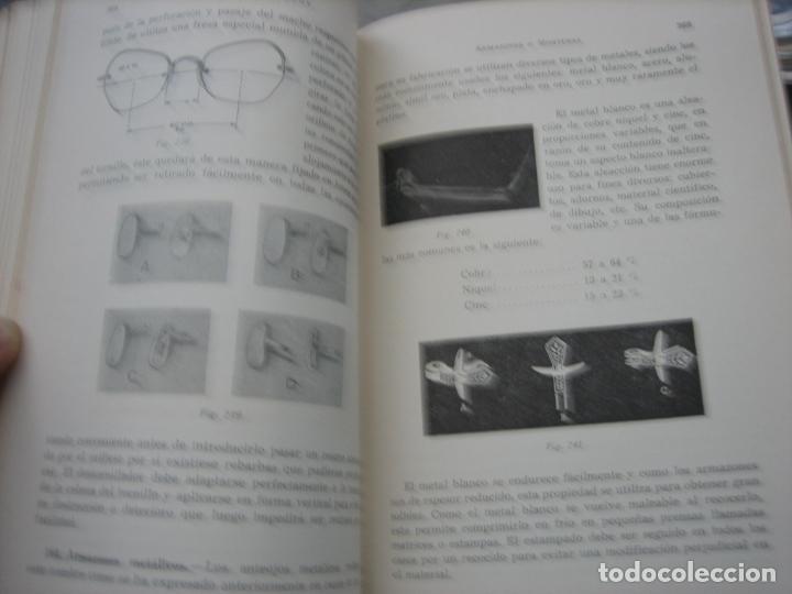 Libros de segunda mano: Tomo I y II. Técnica de Óptica Oftalmica - Foto 10 - 155986126
