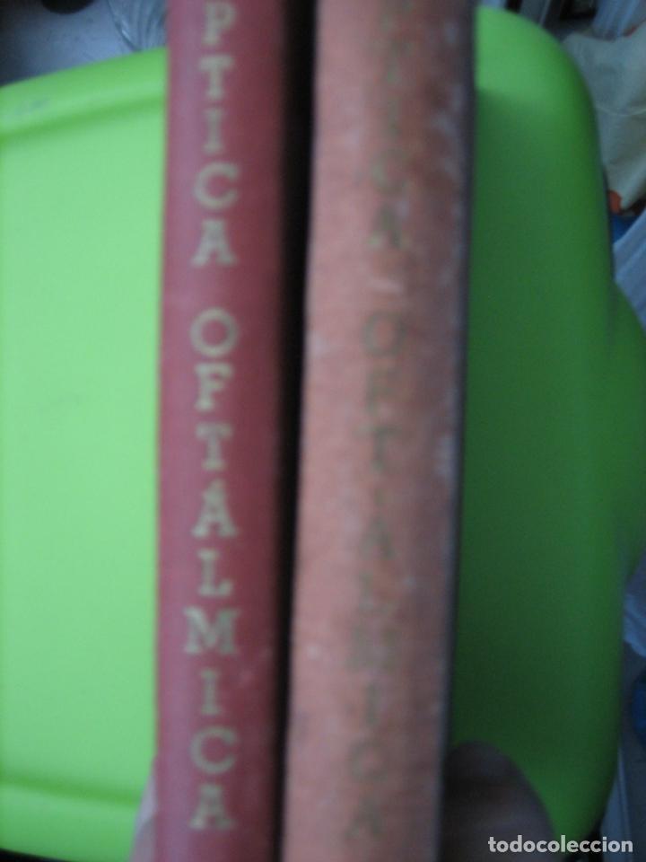 Libros de segunda mano: Tomo I y II. Técnica de Óptica Oftalmica - Foto 13 - 155986126
