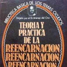 Libros de segunda mano: REENCARNACIÓN. BIBLIOTECA JIMÉNEZ DEL OSO. Lote 155996686