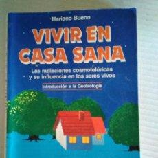 Libros de segunda mano: VIVIR EN CASA SANA. Lote 155997106