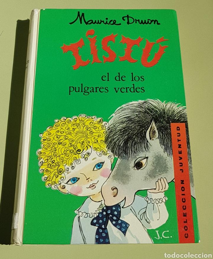 TISTU EL DE LOS PULGARES VERDES - TDK16 (Libros de Segunda Mano - Literatura Infantil y Juvenil - Otros)