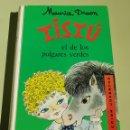 Libros de segunda mano: TISTU EL DE LOS PULGARES VERDES - TDK16. Lote 156005101