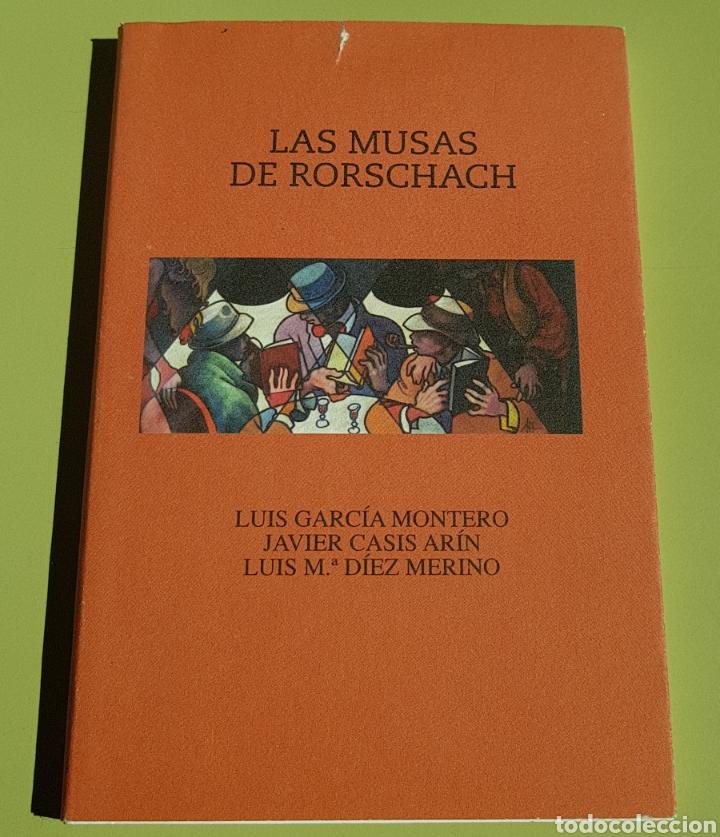 LAS MUSAS DE RORSCHACH - TDK16 (Libros de Segunda Mano (posteriores a 1936) - Literatura - Otros)