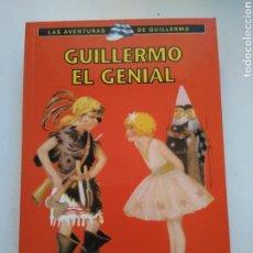 Libros de segunda mano: GUILLERMO EL GENIAL/RICHMAL MCROMPTON. Lote 156010845