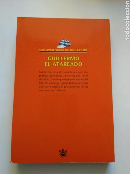 Libros de segunda mano: GUILLERMO EL ATAREADO/RICHMAL CROMPTON - Foto 2 - 156010929