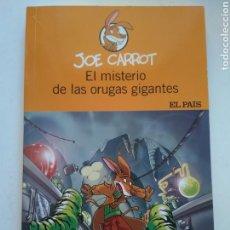 Libros de segunda mano: EL MISTERIO DE LOS LUGARES GIGANTES/JOE CARROT. Lote 156010997