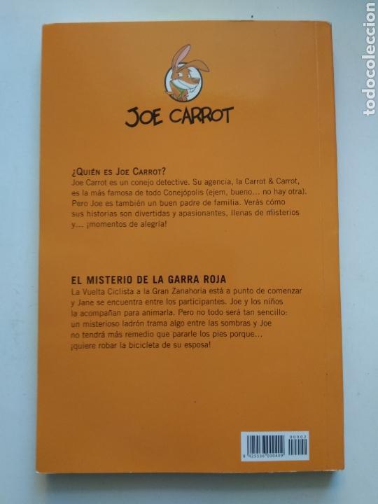 Libros de segunda mano: EL MÍSTER DE LA GARRA ROJA/JOE CARROT - Foto 2 - 156011028