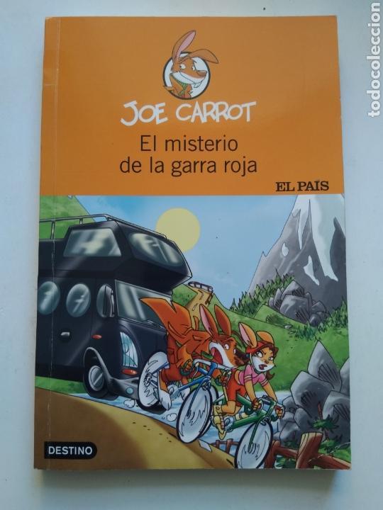 EL MÍSTER DE LA GARRA ROJA/JOE CARROT (Libros de Segunda Mano - Literatura Infantil y Juvenil - Otros)