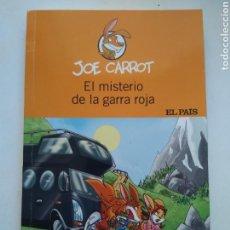 Libros de segunda mano: EL MÍSTER DE LA GARRA ROJA/JOE CARROT. Lote 156011028