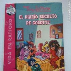 Libros de segunda mano: EL DIARIO SECRETO DE COLETTE. Lote 156011065