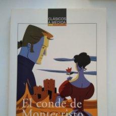 Libros de segunda mano: EL CONDE DE MONTECRISTO/ALEJANDRO DUMAS. Lote 156011097