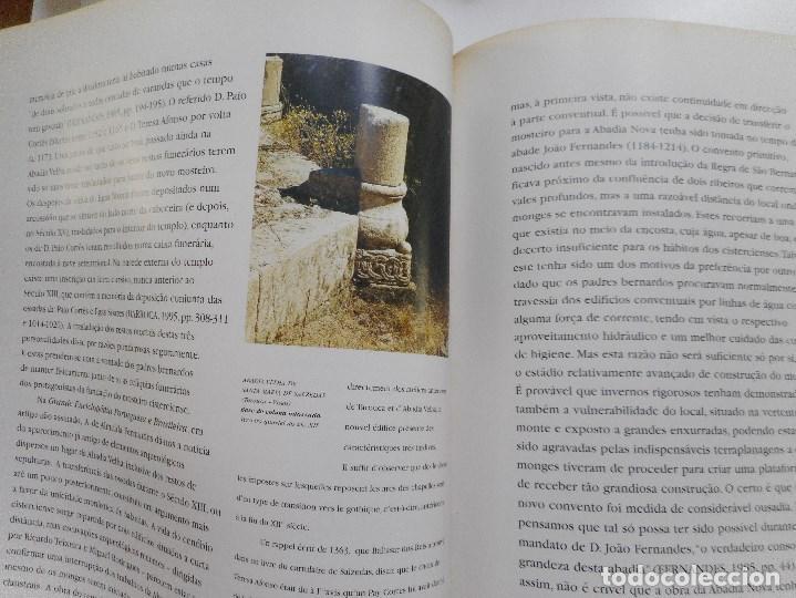 Libros de segunda mano: Arte del Císter en Galicia y Portugal.Arte de Císter em Portugal e Galiza Y93123 - Foto 3 - 156067274