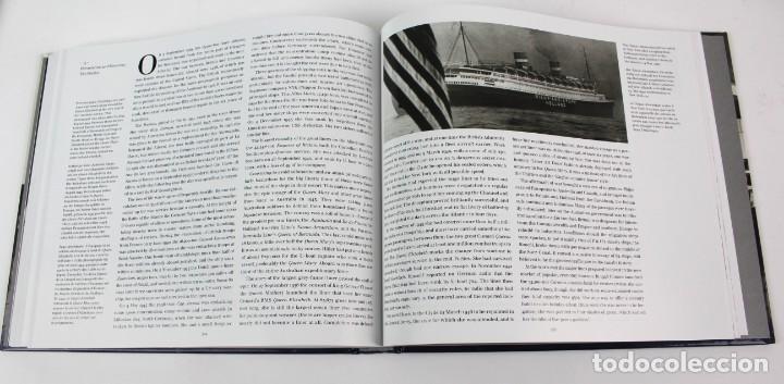 Libros de segunda mano: L- 5301. LINERS, THE GOLDEN AGE. GETTY IMAGES. TEXT BY: ROBERT FOX. - Foto 7 - 156077326
