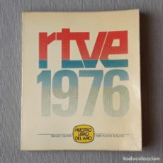 Libros de segunda mano: RTVE 1976. Lote 156096778