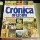Libros de segunda mano: CRONICA DE ESPAÑA - PLAZA JANES - ARM10. Lote 156191766