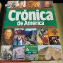 Libros de segunda mano: CRONICA DE AMERICA - PLAZA JANES - ARM10. Lote 156199989