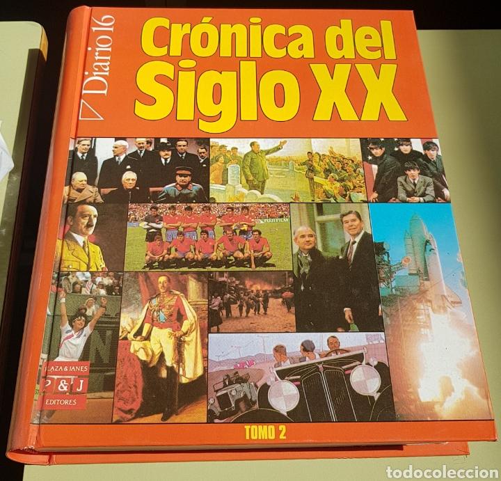 Libros de segunda mano: Cronica del siglo XX - 2 tomos - arm10 - Foto 2 - 156204688