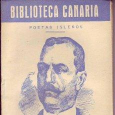 Libros de segunda mano: BIBLIOTECA CANARIA.GUILLERMO PERERA - TENERIFE. Lote 156453302