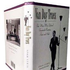 Libros de segunda mano: VAN DAY TRUEX: ...TWENTIETH-CENTURY TASTE AND STYLE. (DISEÑO DE INTERIORES. DECORACIÓN S XX. TIFFANY. Lote 156511938