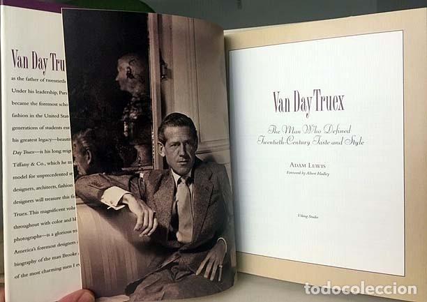 Libros de segunda mano: Van Day Truex: ...Twentieth-Century Taste and Style. (Diseño de interiores. Decoración s XX. Tiffany - Foto 2 - 156511938
