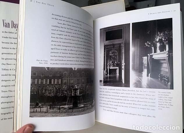 Libros de segunda mano: Van Day Truex: ...Twentieth-Century Taste and Style. (Diseño de interiores. Decoración s XX. Tiffany - Foto 4 - 156511938