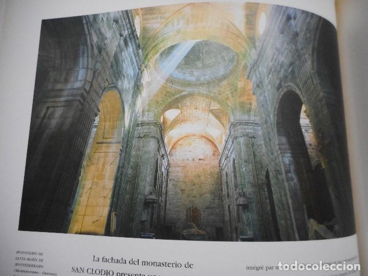 Libros de segunda mano: Arte del Císter en Galicia y Portugal.Arte de Císter em Portugal e Galiza Y93123 - Foto 6 - 156067274