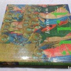 Libros de segunda mano: HEAVEN IN - NATIONAL GALLERY - ART. Lote 156531770