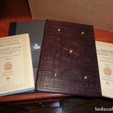 Libros de segunda mano: LIBRO COPIADOR DE CRISTOBAL COLÓN. Lote 156554778