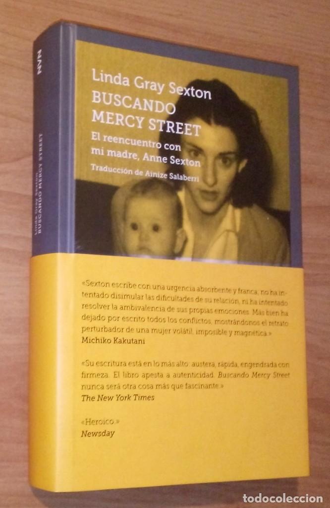 LINDA GRAY SEXTON - BUSCANDO MERCY STREET. EL REENCUENTRO CON MI MADRE, ANNE SEXTON (Libros de Segunda Mano (posteriores a 1936) - Literatura - Otros)