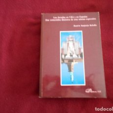 Libros de segunda mano: LIBRO DE LOS JURADOS EN USA Y EN ESPAÑA. Lote 156585746