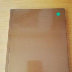 Libros de segunda mano: MARTA BLASCO. SETEMBRE 2012 - GENER 2013. ÀREA 1 (CASAL SOLLERIC). Lote 156624074